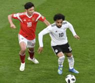 محمد صلاح - روسيا - مصر