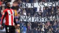 Inaki Williams Athletic Bilbao No to Racism GFX