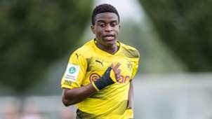 Youssoufa Moukoko Borussia Dortmund