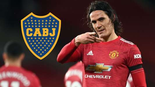 Cavani 'very interested' in Boca Juniors move, says former Manchester United defender Rojo | Goal.com