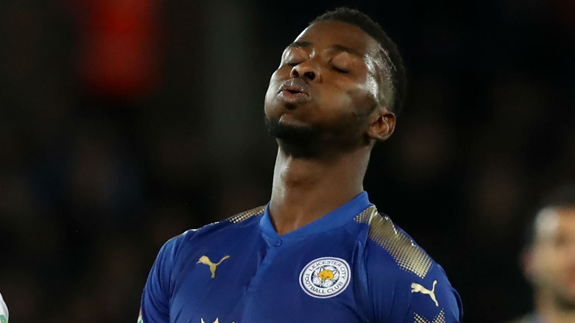 'He is not an outright striker' - Leicester City's use of Iheanacho questioned by Ugbade