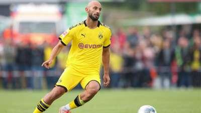 Omer Toprak Borussia Dortmund 2019