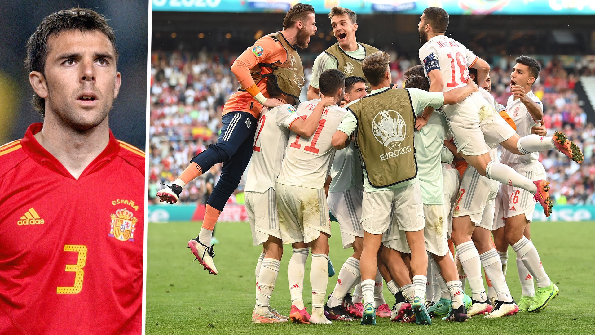 Marchena calls on Spain to dream of Euro 2020 glory & expects Xhaka absence to hurt Switzerland