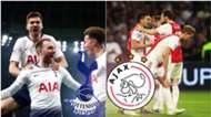 GFX Tottenham Ajax 2019