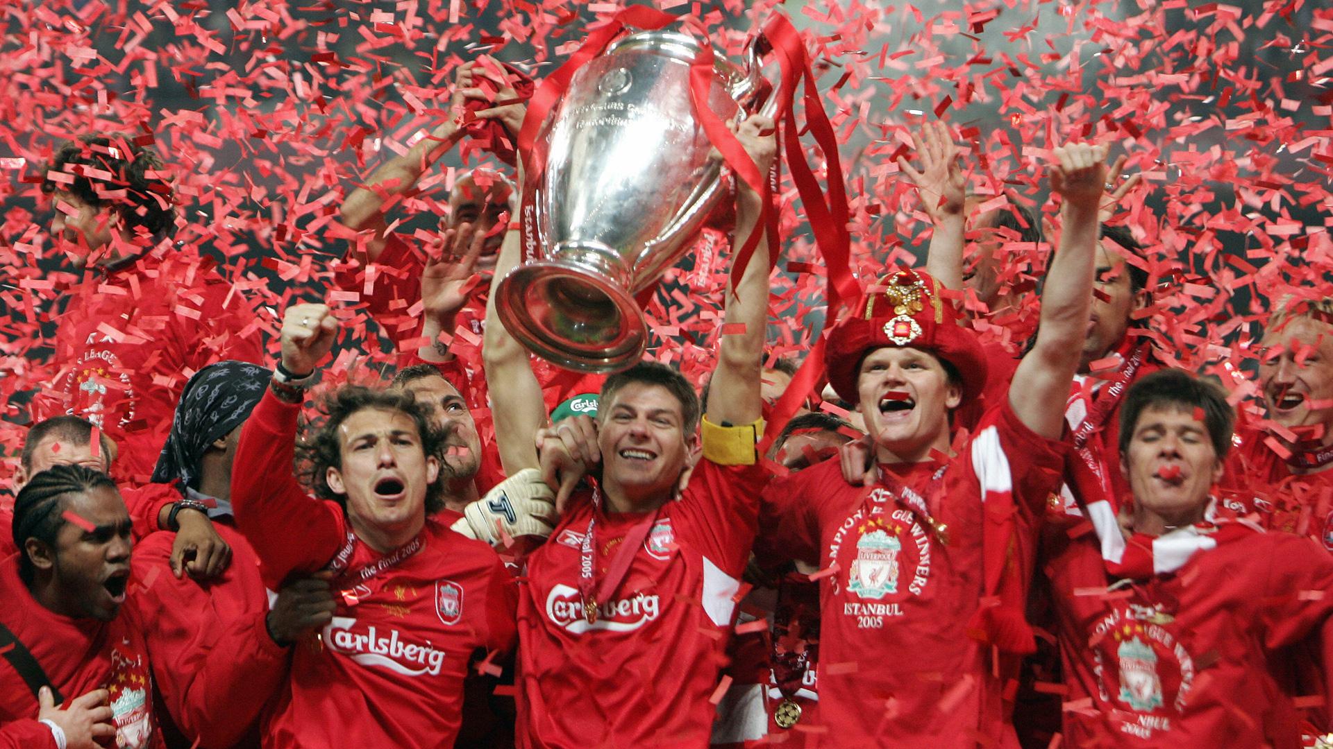 Cuántas Champions League ha ganado el Liverpool? | Goal.com