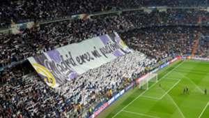 Tifo Real Madrid Ajax