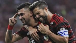 Arrascaeta Diego Flamengo San Jose Oruro Libertadores 11042019