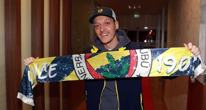 Mesut Ozil Fenerbahce Transfer