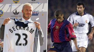 Beckham Figo Split