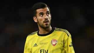 Dani Ceballos Arsenal 2019-20