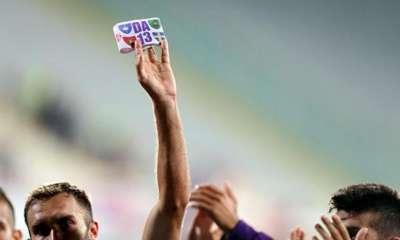 Astori Pezzella Fiorentina fascia