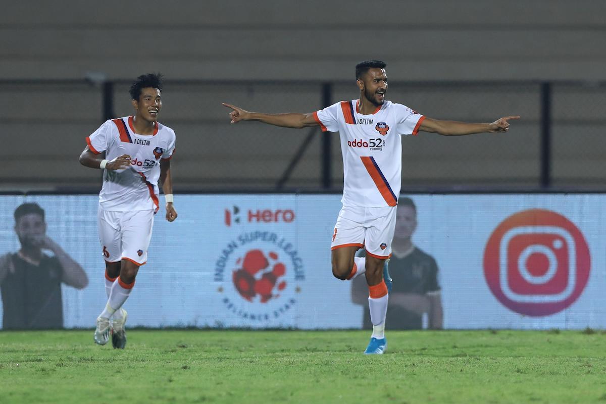 Manvir Singh FC Goa