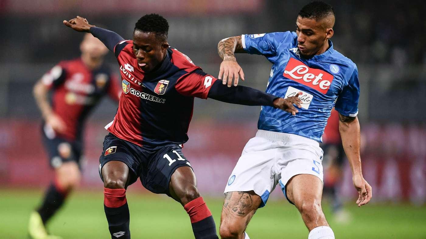 Napoli Genoa Formazioni C E Tv E Diretta Streaming Goal Com