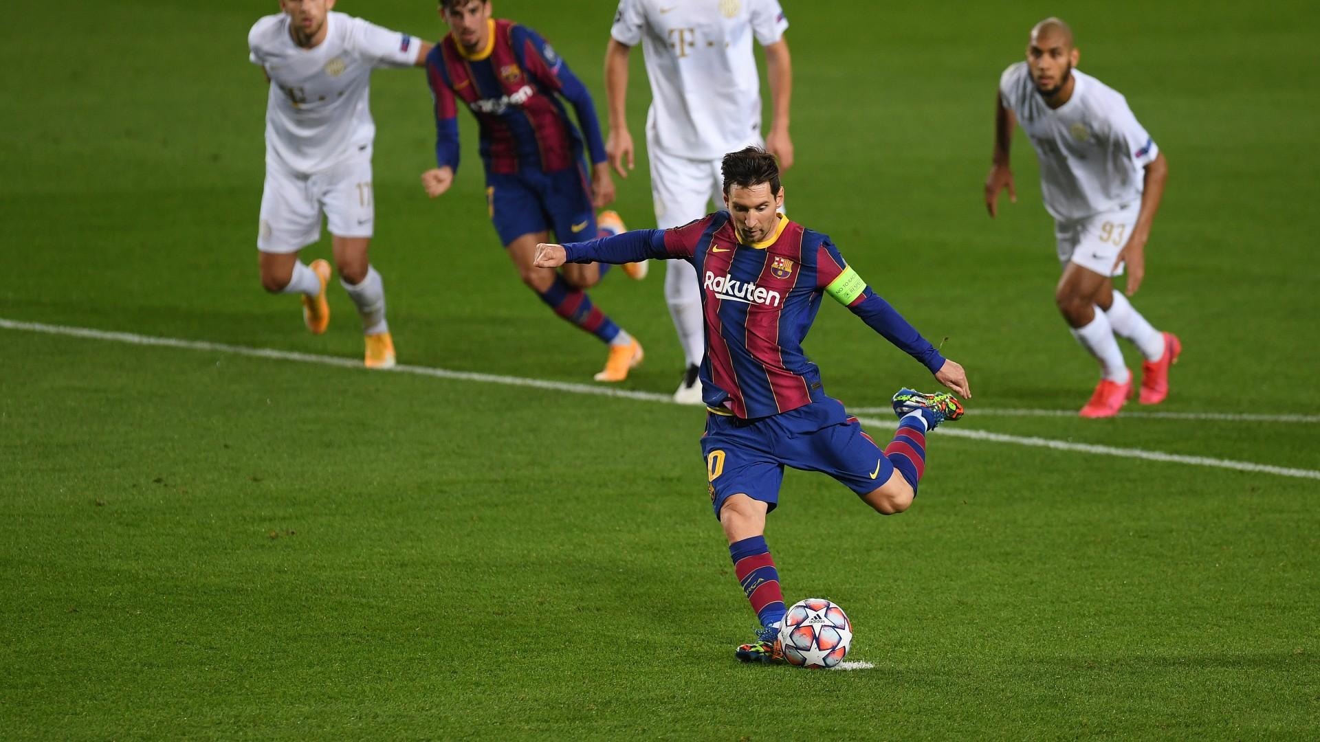 Koeman Messi