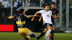 280719 Colo Colo Everton Carlo Villanueva Fernando Arismendi Gonzalo Freitas