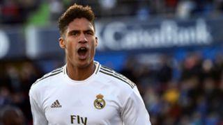 Raphael Varane Real Madrid Getafe