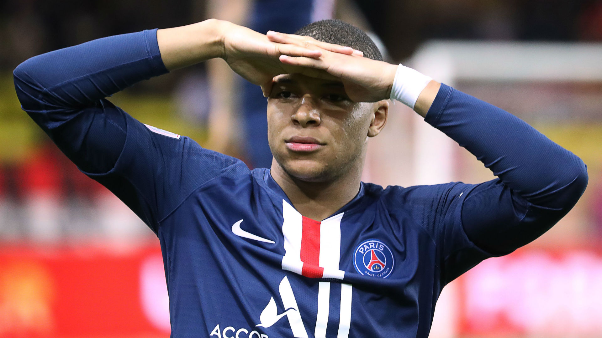 'Mbappe like Usain Bolt & makes us look like kids!' – Herrera tipping PSG forward for Ballon d'Or