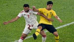 الإمارات - ماليزيا - علي مبخوت