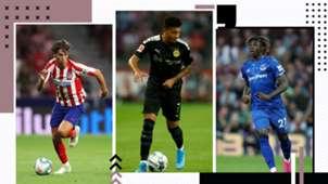 GFX FIFA 20 Potenzialspieler