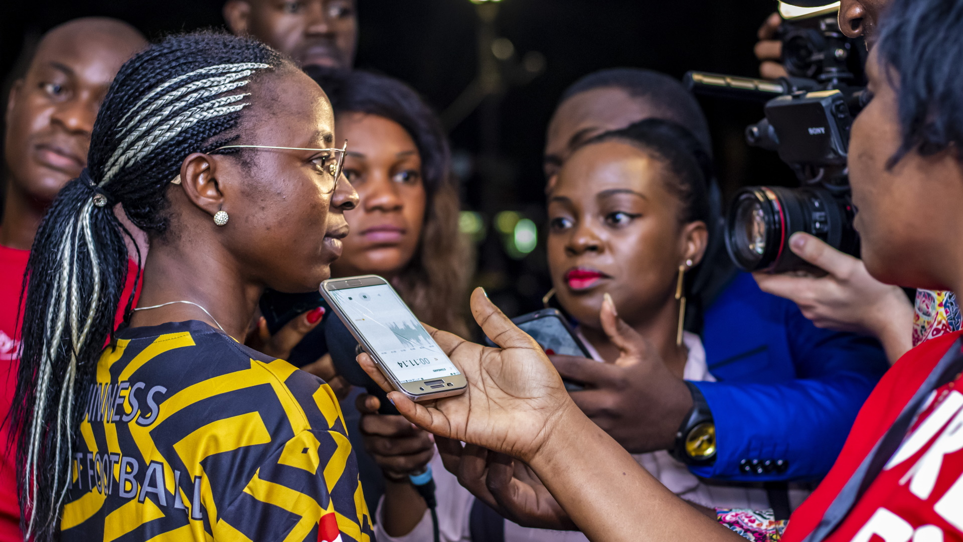 'I will never forget' - Cameroon's Nchout relives heroic Women's World Cup memories