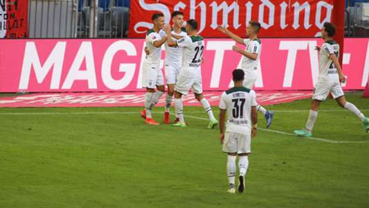 FC Bayern München vs. Borussia Mönchengladbach live: Das Testspiel heute im LIVE-TICKER - 0:2 | Goal.com