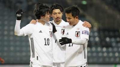 2020-11-17 Minamino Shibasaki Kubo Japan