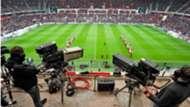 TV-camera's FOX Sports, PSV, 10222017