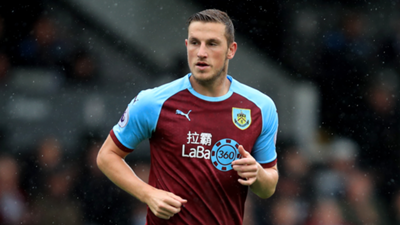 Chris Wood Burnley Premier League 2018-19