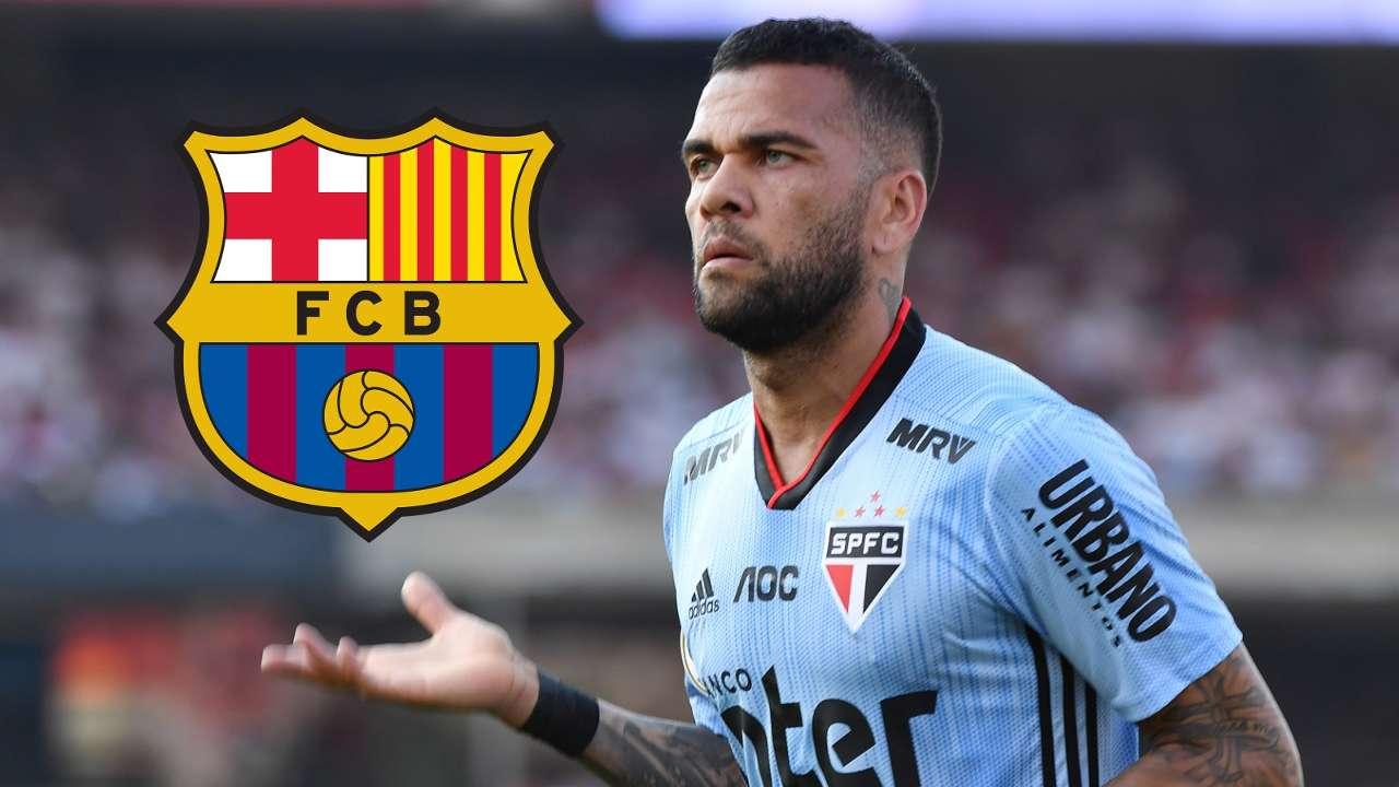 Dani Alves Barcelona composite 2020