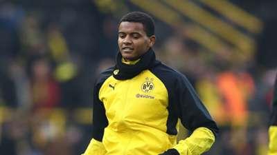 Manuel Akanji Borussia Dortmund