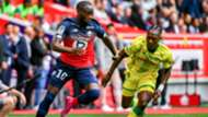 Jonathan Ikone Charles Traore Lille Nantes Ligue 1 11082019