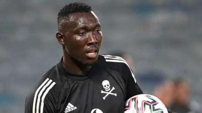 Richard Ofori, Orlando Pirates, October 2020