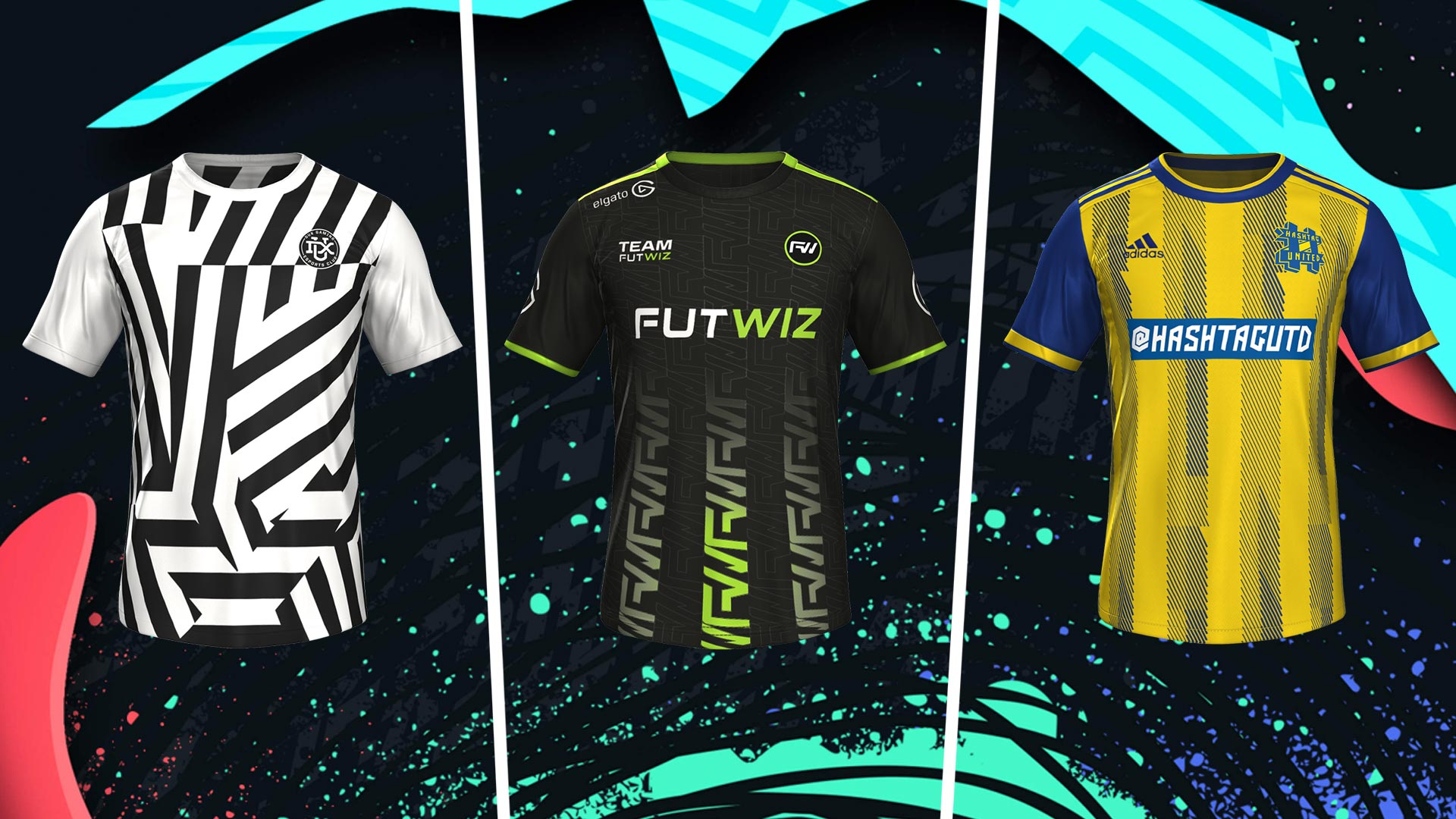 the 10 best fifa 20 esports kits and how to get them goal com the 10 best fifa 20 esports kits and