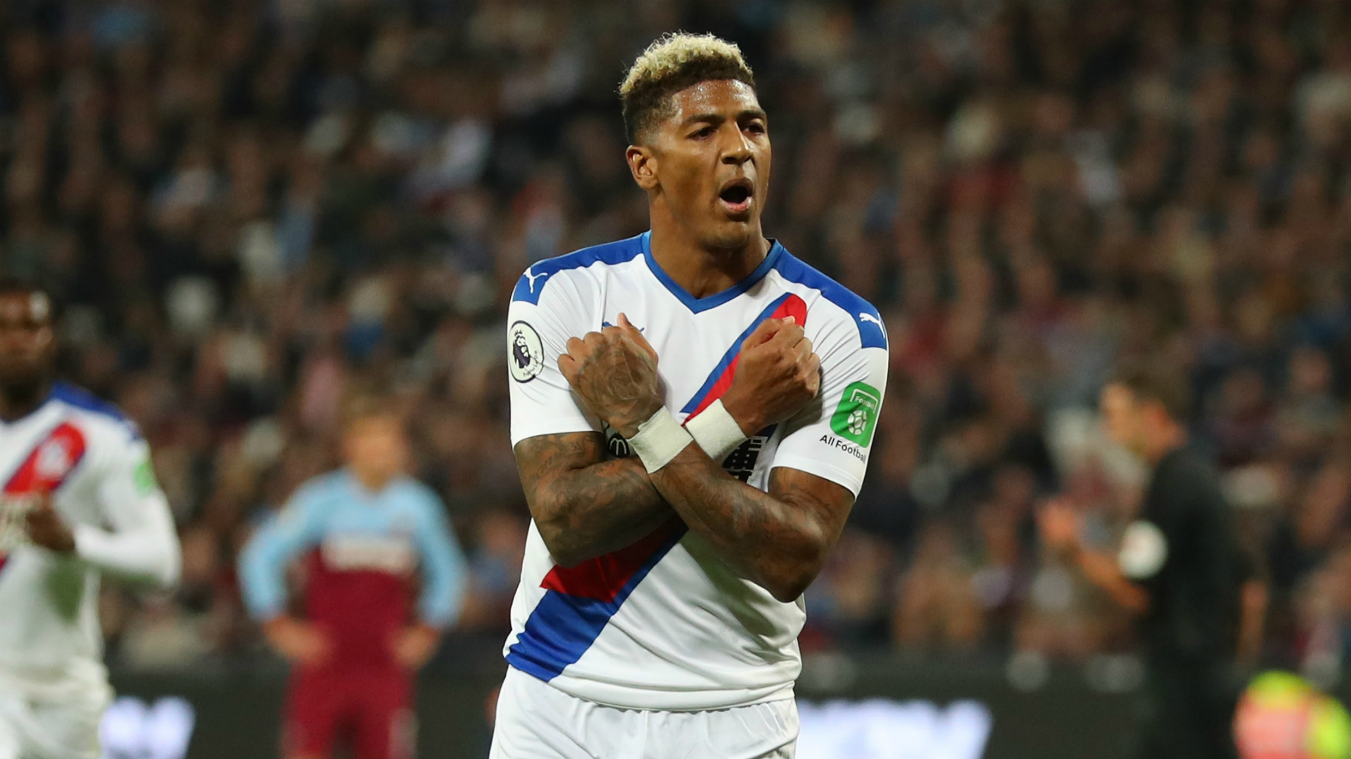'Van Aanholt is good enough for Arsenal' - Hodgson speaks out on rumours linking Crystal Palace star with Emirates switch