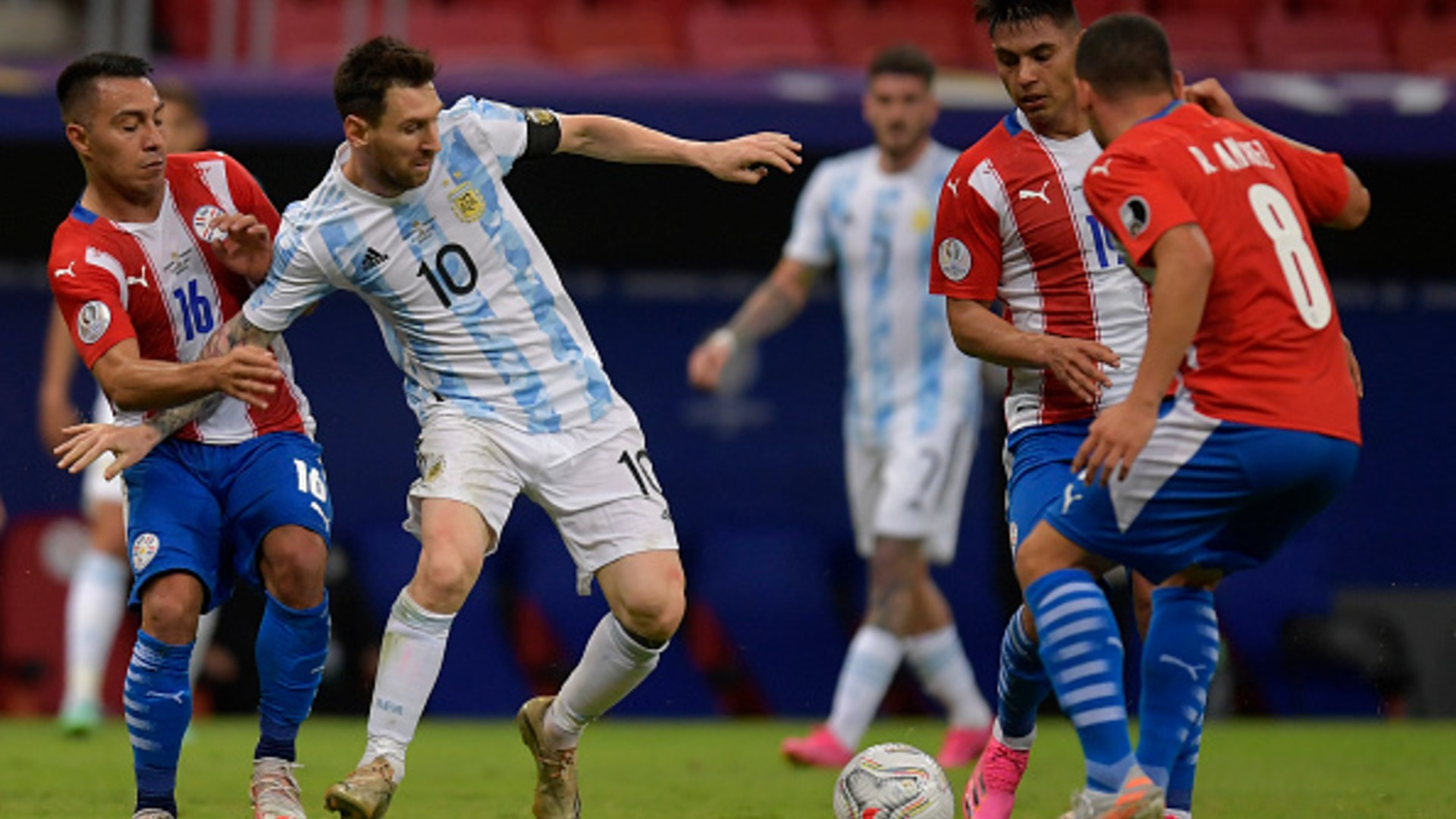 How to watch Bolivia vs Argentina in the Copa America 2021 from India?