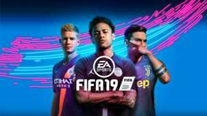 FIFA 19 neues new Cover