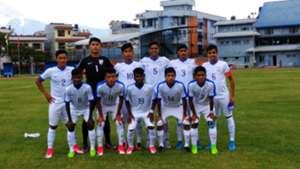 India U16 vs Nepal in AFC U16 qualifier