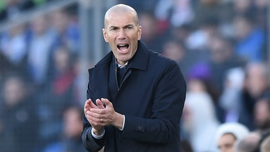 Zidane defends Real Madrid's style of play as Los Blancos attackers struggle