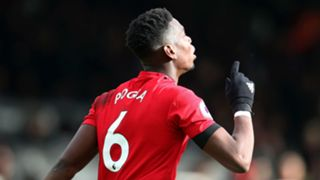 Paul Pogba Manchester United Fulham 090219