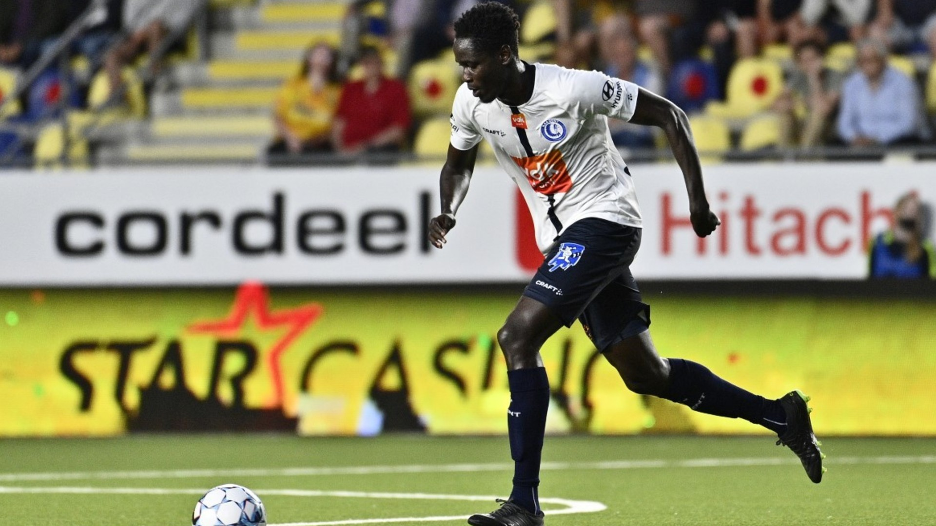 'It was a disappointing debut' – Okumu gutted as KAA Gent lose to Sint-Truidense VV