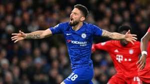 Olivier Giroud Chelsea vs Bayern Munich 2019-20