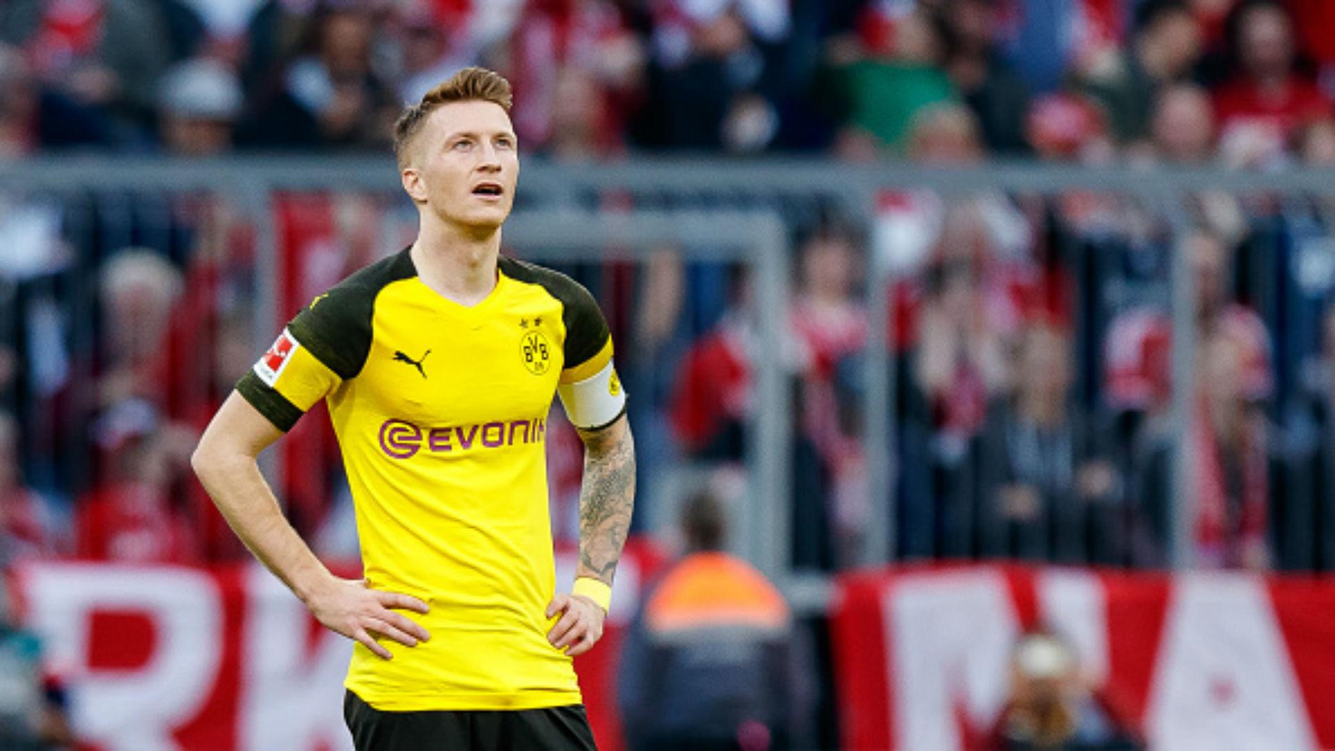 Echte Liebe': Marco Reus e l'eterno amore per il Borussia Dortmund ...