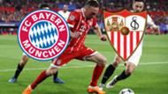 FC Sevilla FC Bayern 03042018