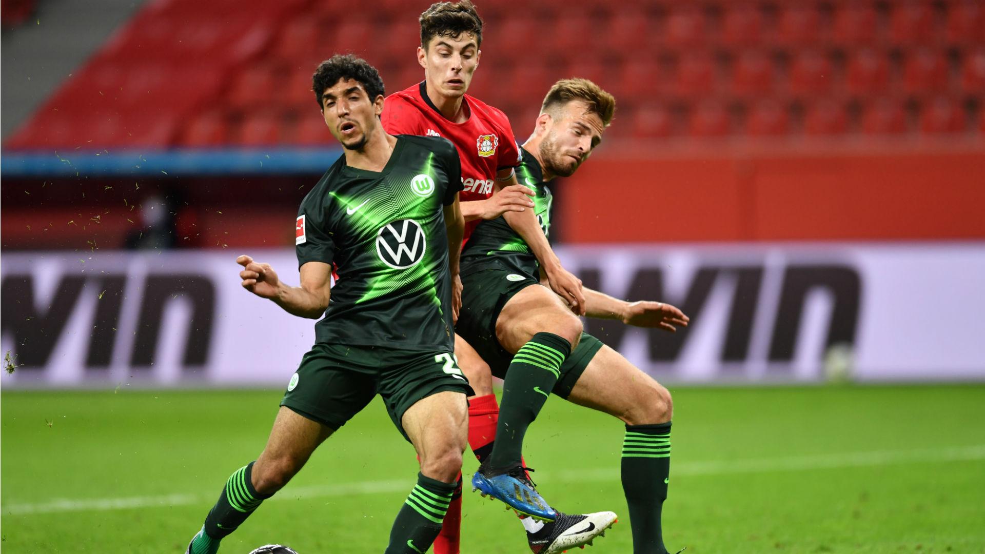 Egypt youngster Marmoush makes Bundesliga debut in Wolfsburg's thumping of Bayer Leverkusen