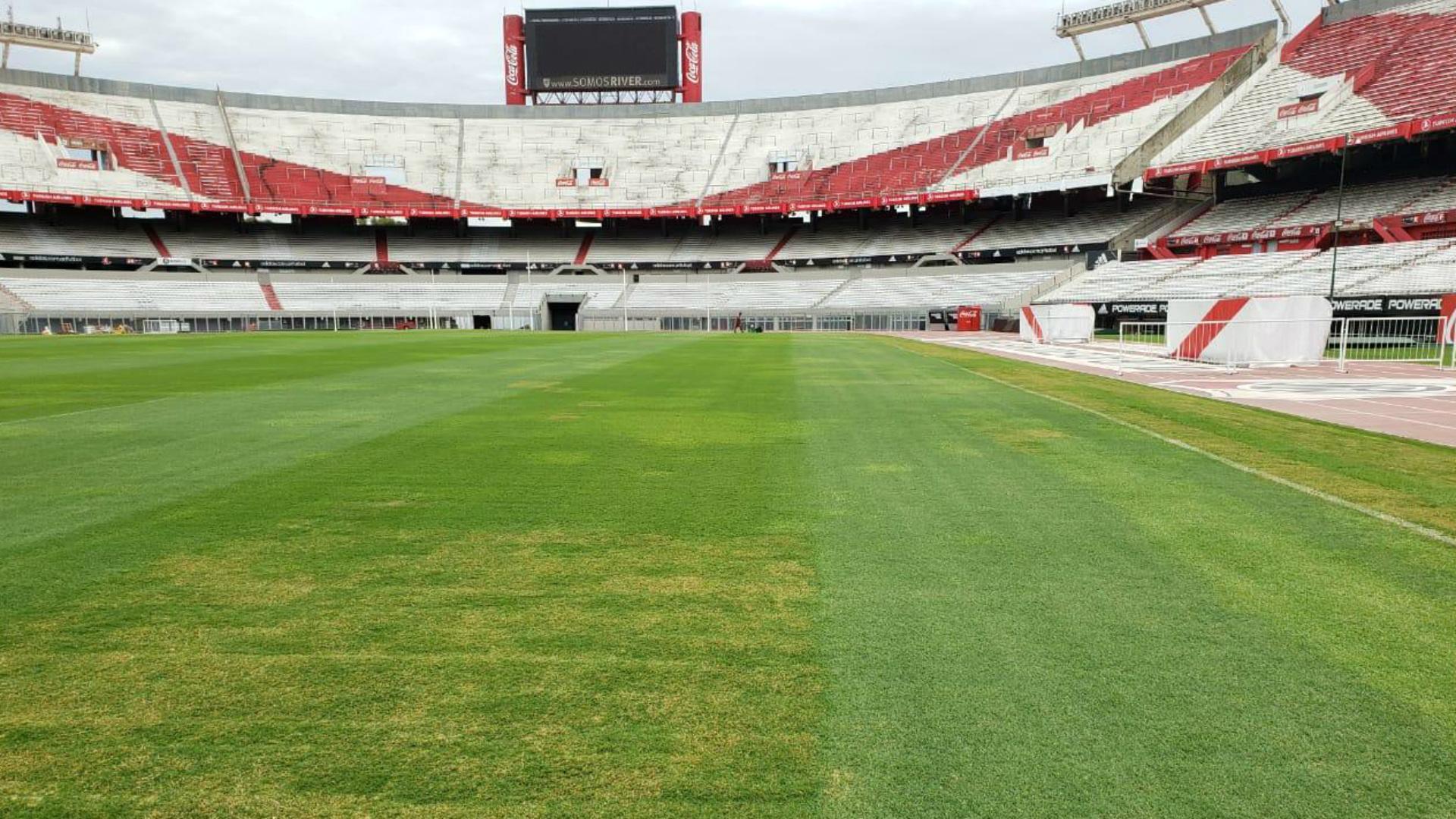 Le River Plate ferme son stade avant un match de championnat
