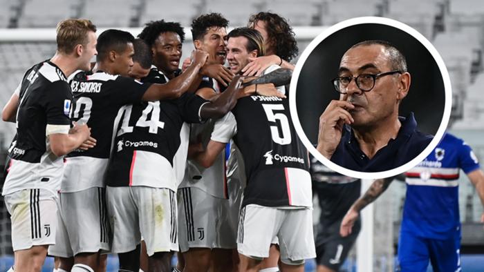 Juventus Sarri GFX 2020