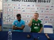 Albert Roca CK Vineeth Bengaluru FC East Bengal