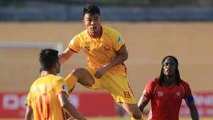 Vuong Quoc Trung vs Andre Fagan Thanh Hoa vs Hai Phong National Cup 2019