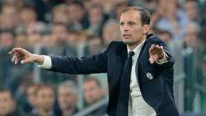 Massimiliano Allegri Juventus Barcelona UEFA Champions League 04112017