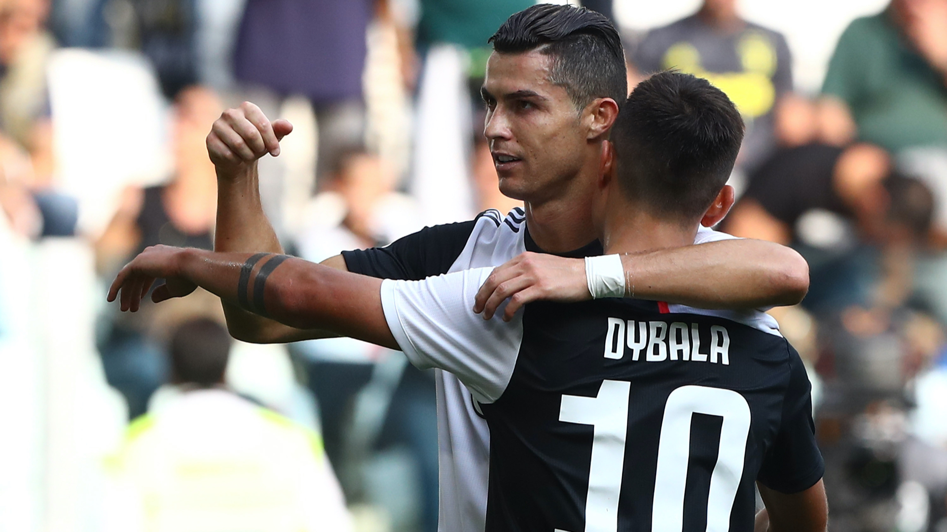 Dybala to Juventus team-mate Ronaldo: We hate you in Argentina!